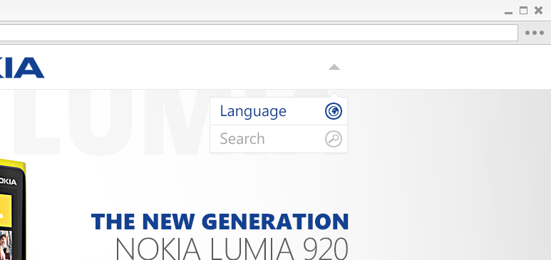 01b_nokia_redesign_start_dropdown2