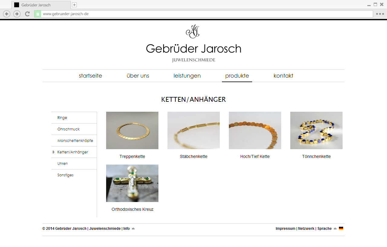 Gebrüder-Jarosch - Product category