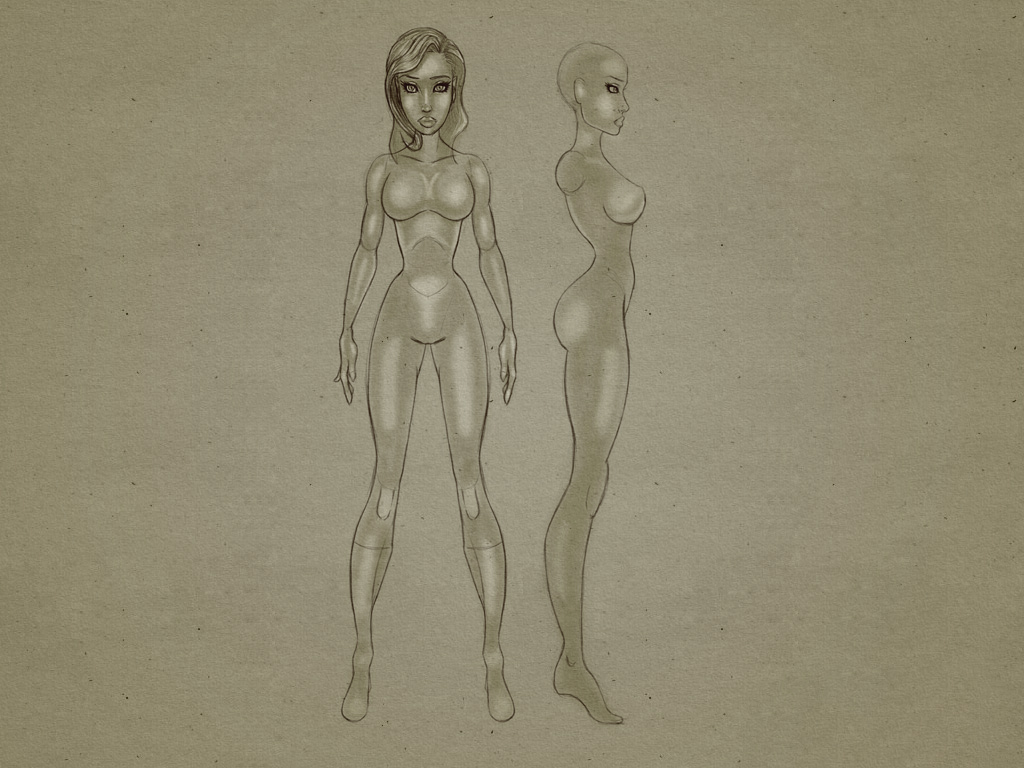 Balaimo - Character concept female