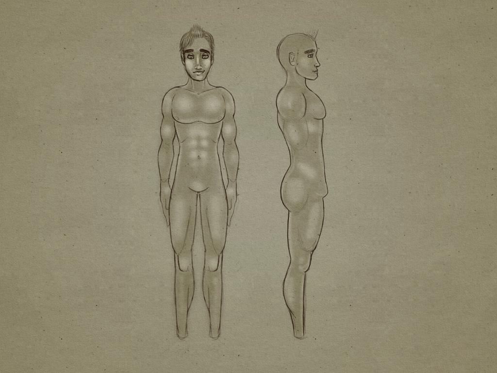 Balaimo - Character concept male