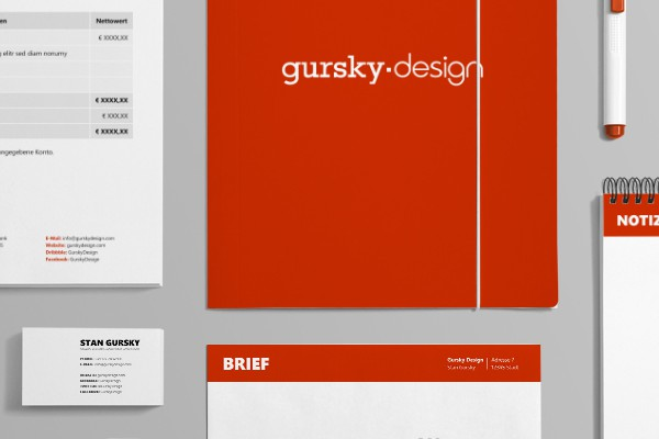 Gursky Design refresh