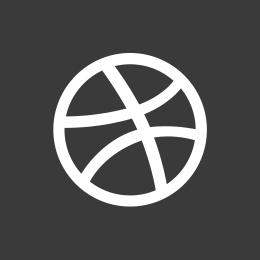 Dribbble Rebound - Lumia Pixelart