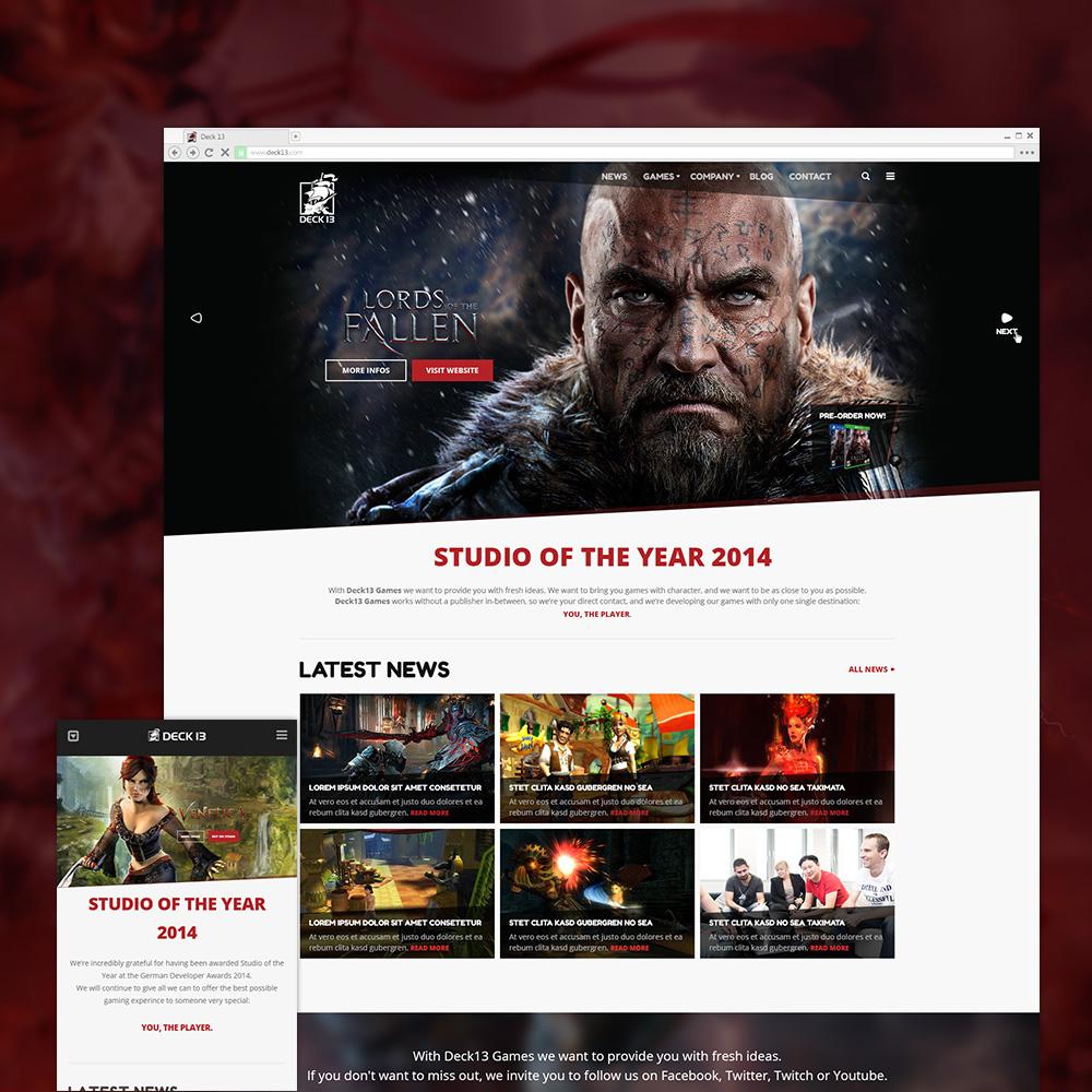 Deck13 Interactive